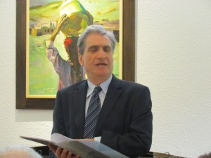 "Robert Pinsky Reading His Poem, ""Creole,"" February 6, 2013"
