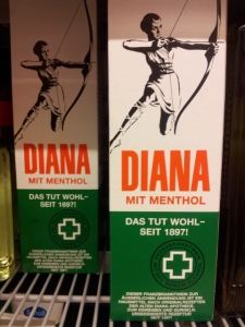 Dutch cigarettes...