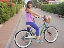 """Do I want to be right or do I want to be happy?"" asks The Mom Who Took Off On Her Bicycle"