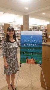 In the Darien, CT Library, August 20, 2015